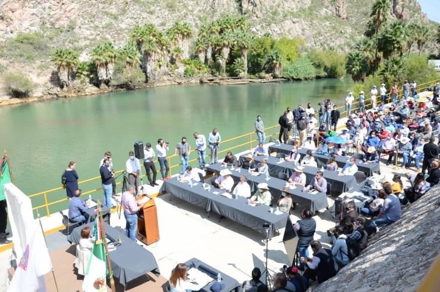AMLO: PAN atiza conflicto regional por el agua