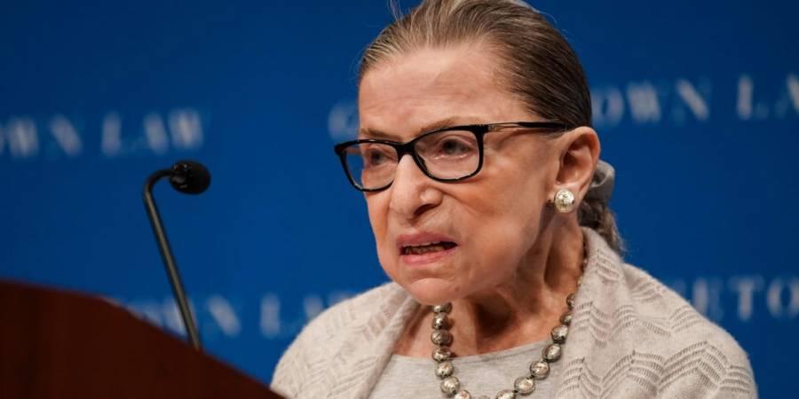 Muere a los 87 años Ruth Bader Ginsburg, jueza de la Corte suprema de EU