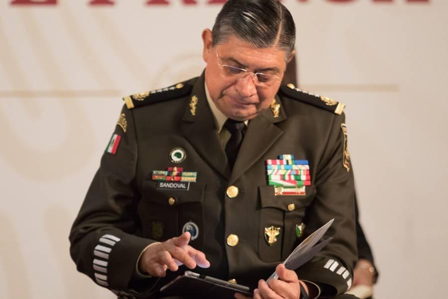 Sedena detecta dos rutas internacionales de tráfico de fentanilo en Michoacán