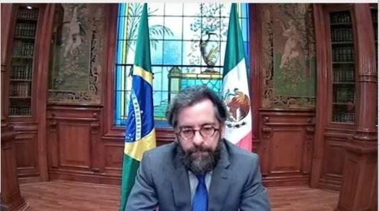 T-MEC contribuirá a la integración regional : Mauricio Carvalho