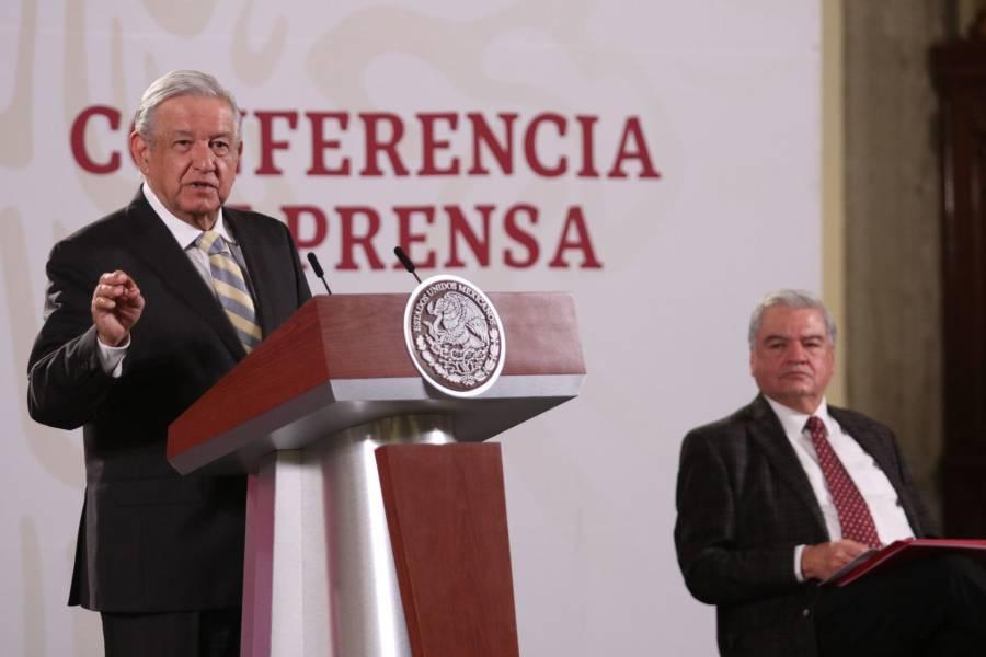 """""""NO VAMOS A CONFRONTARNOS"""", RESPUESTA DE AMLO A TRUMP"""