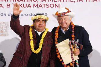 Barbosa llama a respaldar a AMLO por la polémica que se levanto sobre la libertad de expresión