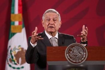 """""""Me tratan como a Madero"""": AMLO arremete contra intelectuales por desplegado"""