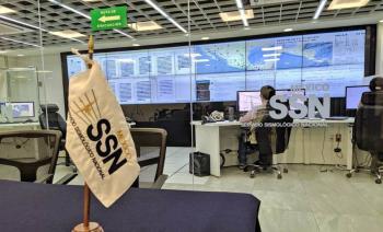 UNAM anuncia que SSN gana Premio de Protección Civil 2020