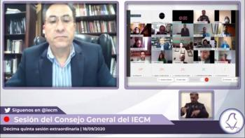 IECM lineamientos para Diputación Migrante en el Congreso de la CDMX