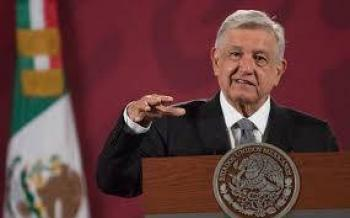 """Si se consuma la 4T, vamos a dejar una """"muy buena herencia"""": López Obrador"""