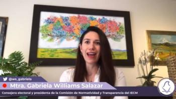 IECM organiza foro sobre prevención y erradicación de la violencia política contra las mujeres
