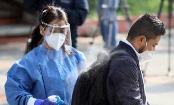 Superan los 694 mil casos confirmados por Covid-19 en México