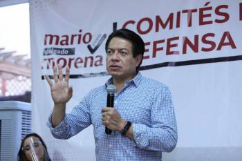 Negarse a hacer público el padrón de Morena es desconocer el valor excepcional de nuestra militancia: Mario Delgado