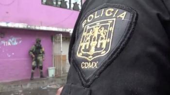 Autoridades aseguran dosis de drogas y detienen a 15 personas en la alcaldía Azcapotzalco