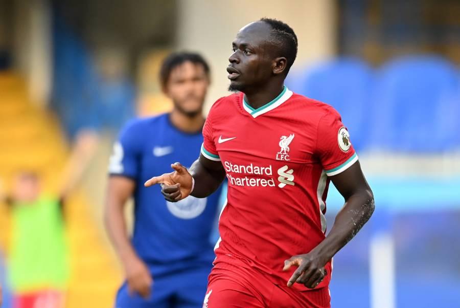 Liverpool supera al Chelsea con un Mané estelar