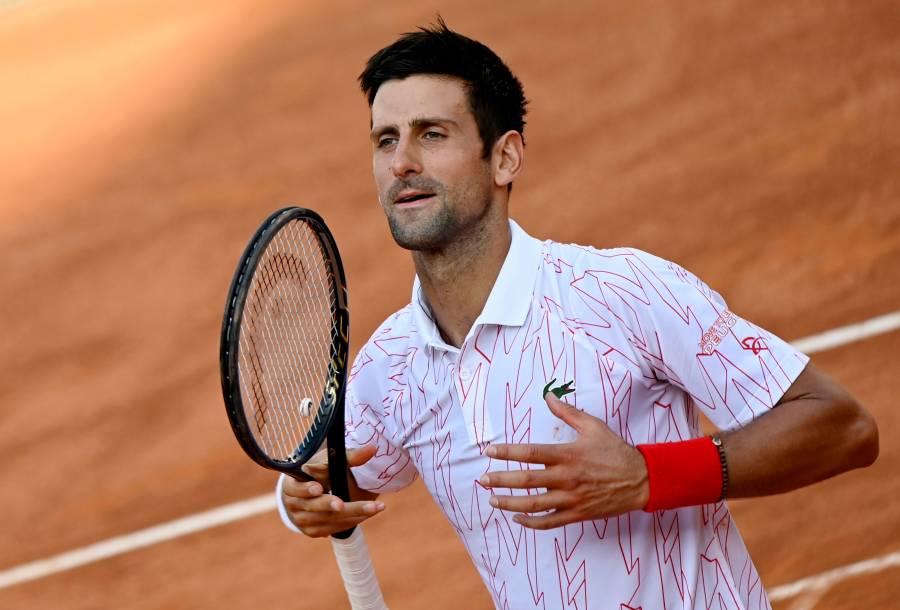 Djokovic, a la final del Masters 1000 de Roma