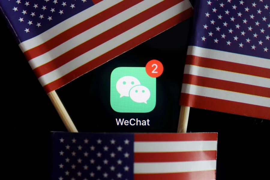 Bloquean orden que prohibía descargar WeChat en EU