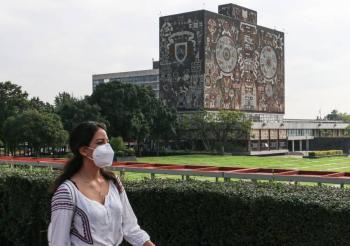 Este lunes, UNAM inicia clases vía remota