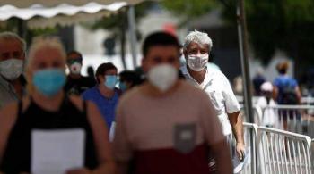 Suman 30.6 millones de contagios y 950 mil muertes por Covid-19 en el mundo