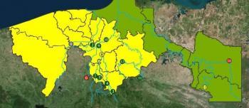 Pronostican lluvias torrenciales en Tabasco y Chiapas