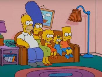"""Video: Los Simpson predicen el juego de """"Among Us"""""""