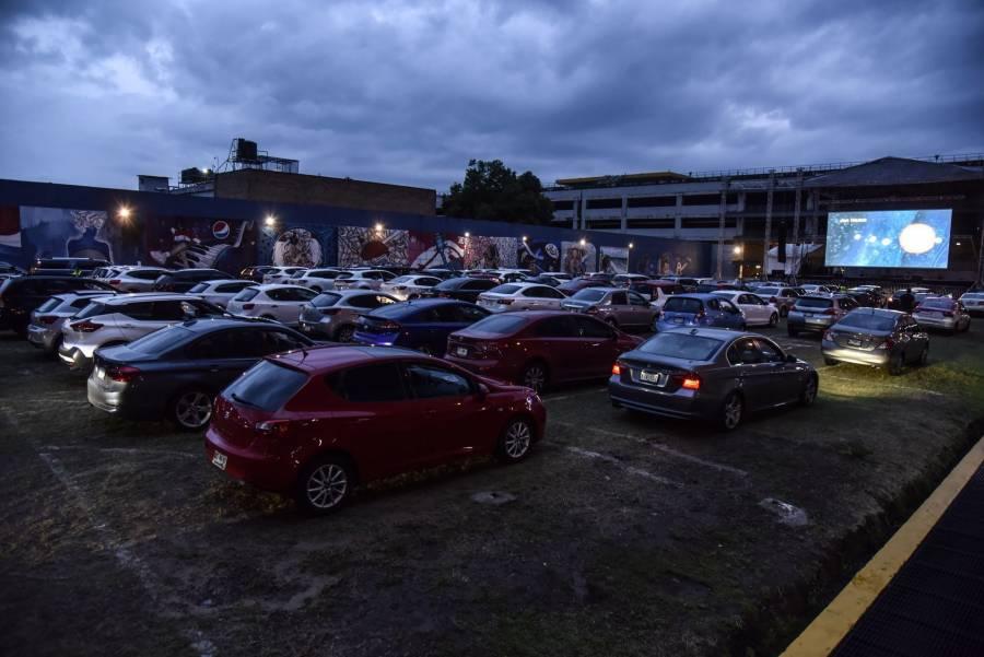 Abrirán nuevo autocinema en Campo Marte de la CDMX