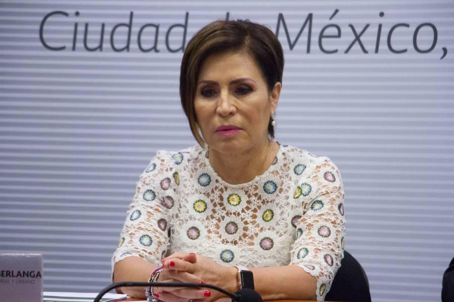 Juez desecha amparo promovido por Rosario Robles