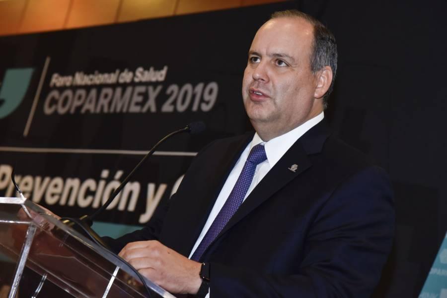 Coparmex asegura que propuesta fiscal presiona a las empresas