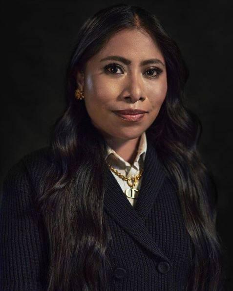 Protagoniza Yalitza Aparicio la imagen de Dior