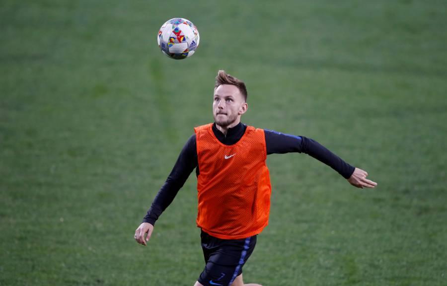 Rakitic se retira de la Selección de Croacia