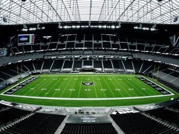 Así es el Allegiant Stadium, nueva casa de los Raiders en Las Vegas