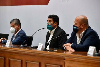 Gobernadores de la Alianza Federalista salen oficialmente de la Conago