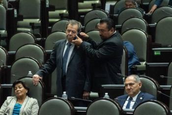 De llegar a la presidencia pediré a Ebrard que abandone la militancia en Morena: Muñoz Ledo