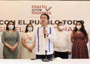 NO CAER EN SALIDAS FÁCILES, POR INGRESO ÚNICO VITAL: MARIO DELGADO