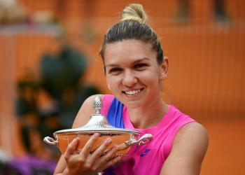 Simona Halep se corona en el Abierto de Italia