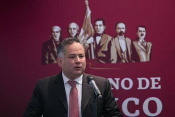 UIF DISPUESTA A COLABORAR CON INE PARA BLINDAR PROCESO ELECTORAL DE 2021: SANTIAGO NIETO CASTILLO