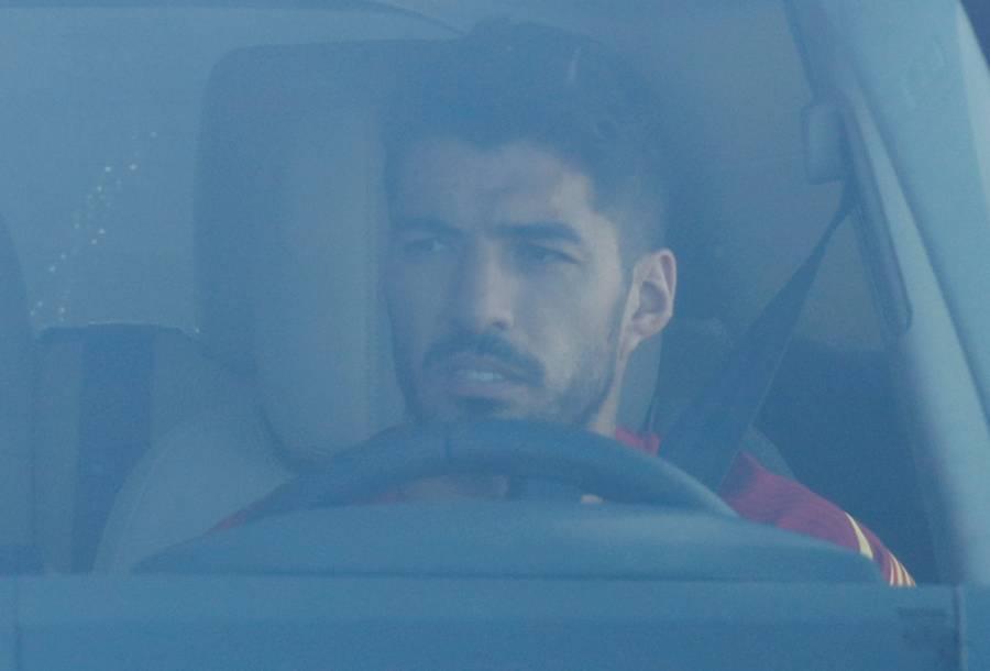 Se cae el fichaje de Luis Suárez por el Atlético de Madrid