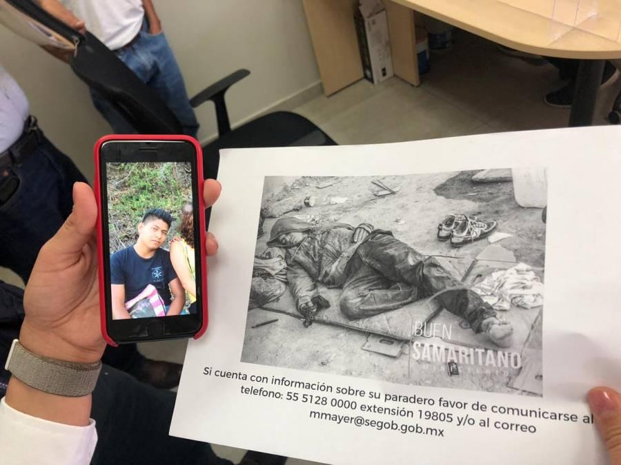 Buscan en Mexicali a uno de los 43 normalistas de Ayotzinapa