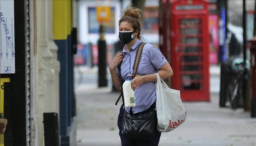Prevén en Reino Unido 50  mil casos al día… en octubre