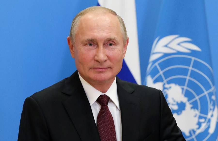 Putin pide una OMS fortalecida para combatir al COVID-19