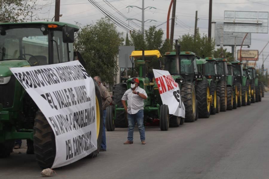 Avanza acuerdo de Segob y autoridades de Chihuahua en materia de agua