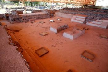 Investigadores desentrañan misterio de escritura en Teotihuacán