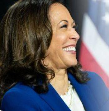 "Kamala Harris: Trump no pronunciará ""Black Lives Matter"""