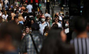 El mundo suma casi dos millones de casos por Covid-19 en una semana: OMS