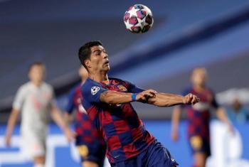 Luis Suárez será del Atlético de Madrid