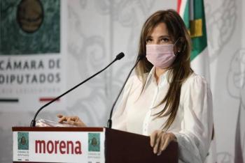 LLAMA LORENA VILLAVICENCIO A MUJERES A UNIRSE EN BUSCA DE UN PROYECTO DE SOLUCIÓN A VIOLENCIA FEMINICIDA
