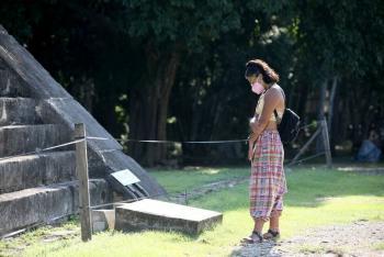 Chichen Itzá reanuda sus actividades