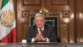 AMLO indica a la ONU su fórmula para gobernar a México