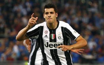 Oficial: Morata cedido a la Juventus