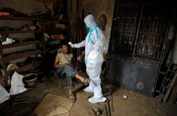 Supera Asia los 9.5  millones de contagios