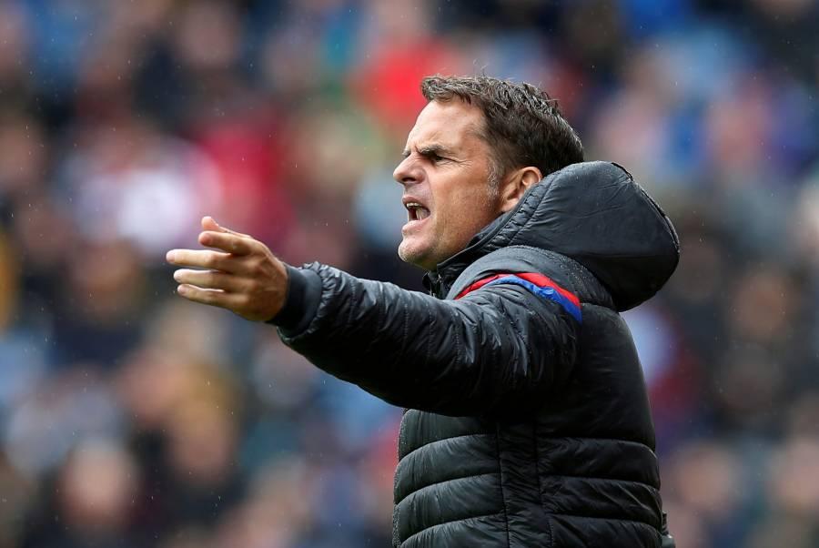 Frank de Boer, nuevo seleccionador de Holanda