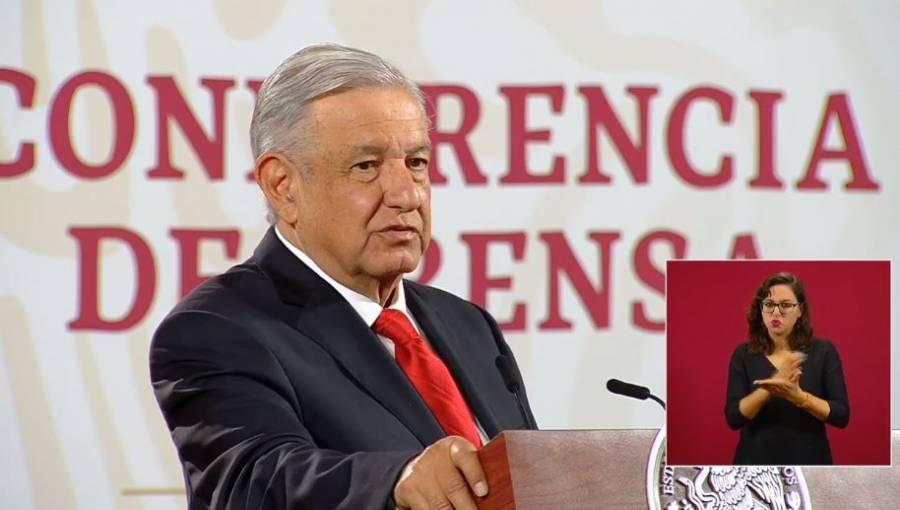 Próximo mes deben entregar renuncias funcionarios que contiendan en elecciones de 2021: AMLO