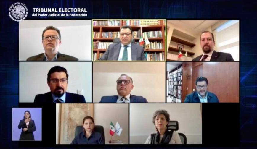 TEPJF confirma lineamientos emitidos por el INE para la renovación en Morena