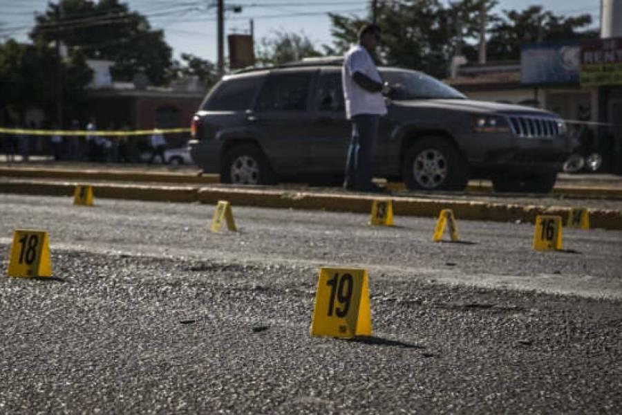 Se cometieron 36 mil 476 homicidios en México en 2019: INEGI